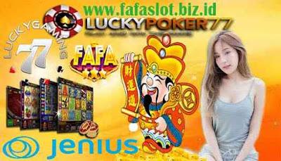 Fafa Slot Casino Agen Fafaslot Bank Jenius 24 Jam