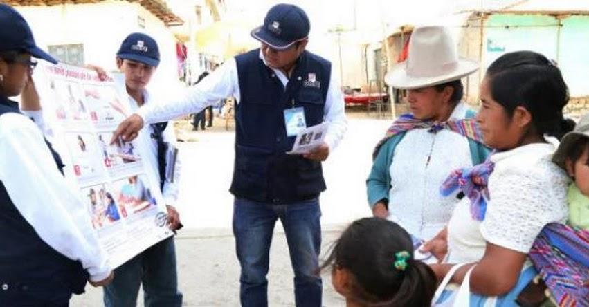 ONPE movilizará a 2 mil capacitadores en todo el territorio nacional para referéndum - www.onpe.gob.pe