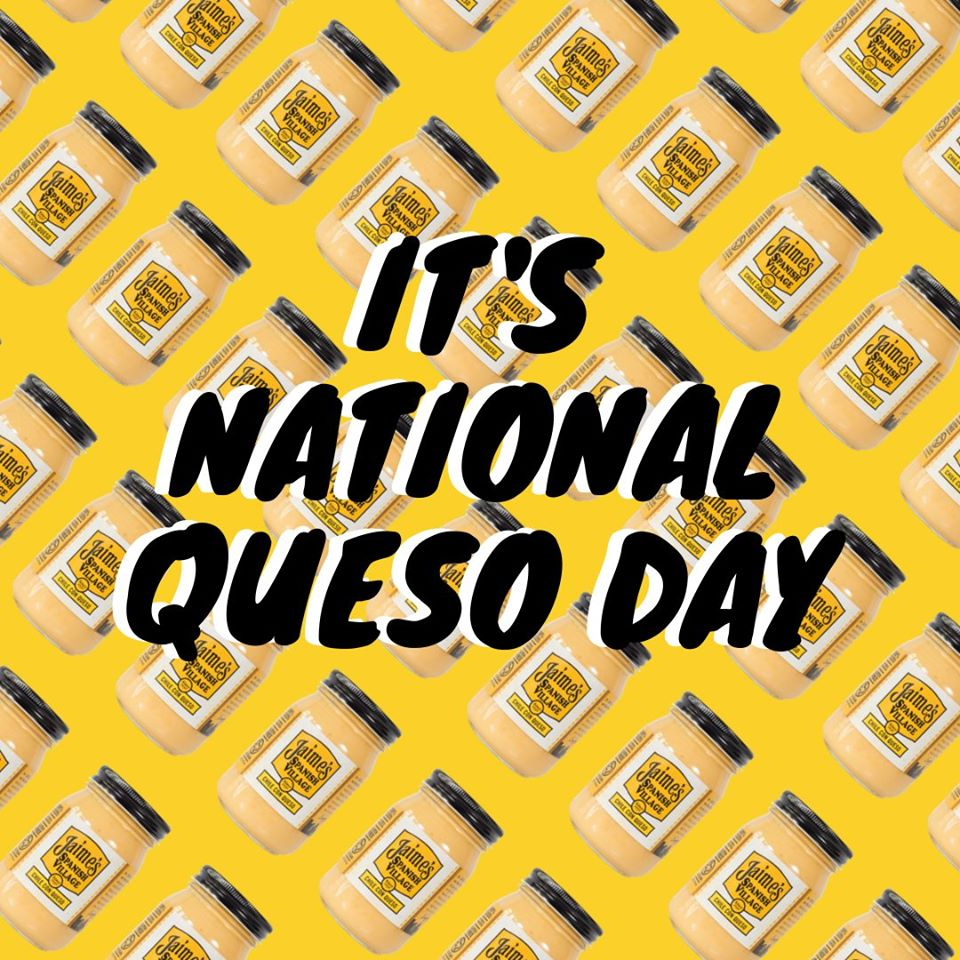 National Queso Day