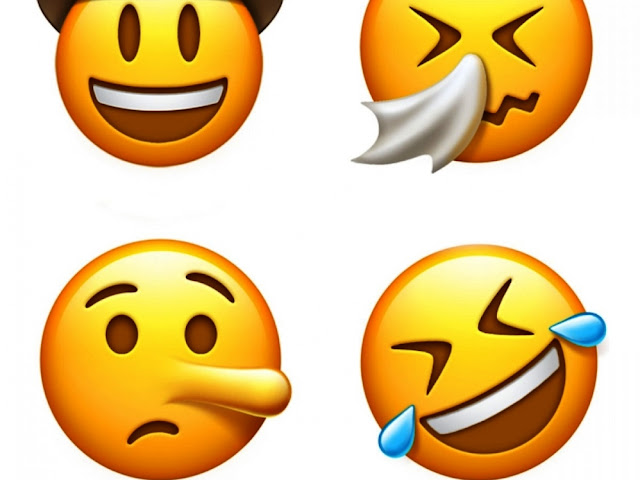 As of June 5, new emojis will be released to the likes of users