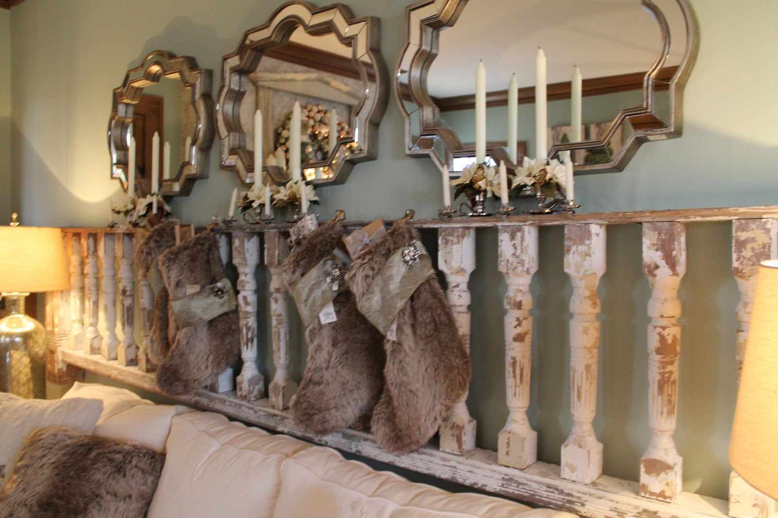 Hammers And High Heels: Bachman's 2011 Holiday Idea House