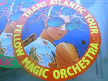 TRANS ATLANTIC TOUR