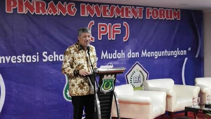 Irwan Hamid Ajak Investor Buka Usaha di Pinrang