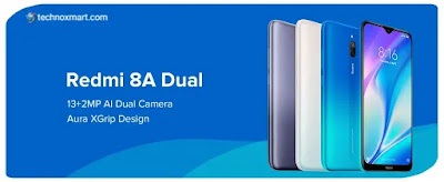 Redmi 8A Dual Received 64GB Storage Capacity Version In India, Sale Will Be From June 15