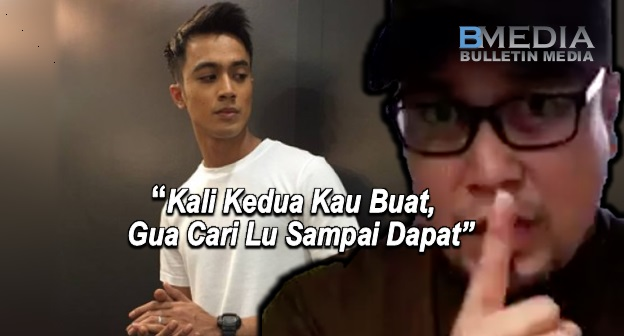 Zed Zaidi 'Warning' Aliff Aziz (Video)