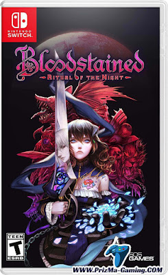 Bloodstained: Ritual of the Night Switch [NSP] file Download | PrizMa Gaming