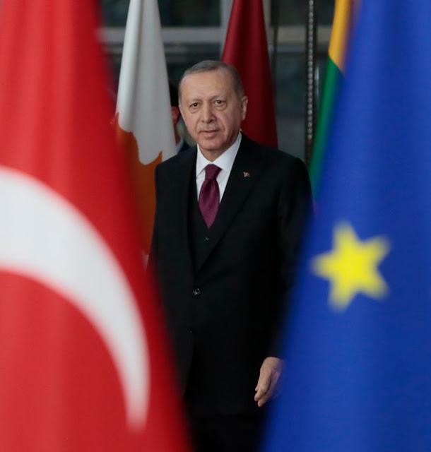 Η δύσκολη διαπραγμάτευση της ΕΕ με την Τουρκία