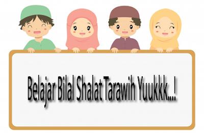 Lafal Bilalal Shalat Tarawih Beserta Artinya