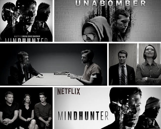 Mindhunter & Manhunt: Unabomber