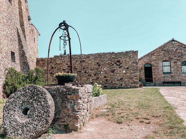 Castelli italiani: il Castello di Bardi