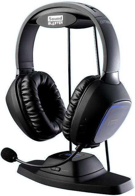 Omega gaming Headset