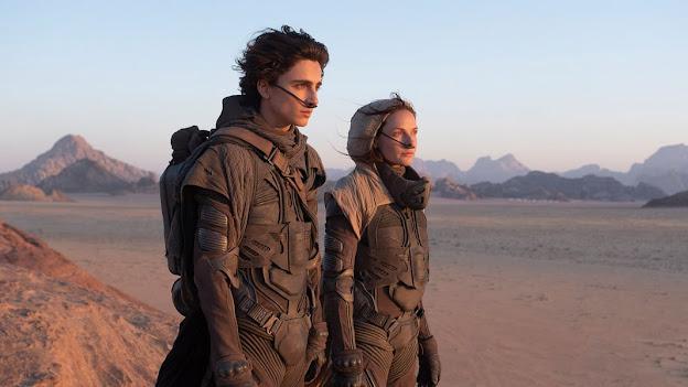 فيلم Dune الجديد 2020