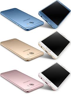 Samsung Galaxy C5 Pro - Harga dan Spesifikasi Lengkap