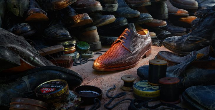 Carl Warner - Photography - Shoe