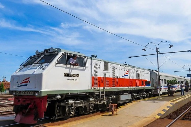 Proyek Kereta Api Rute Makassar-Parepare Ditargetkan Rampung Tahun Depan