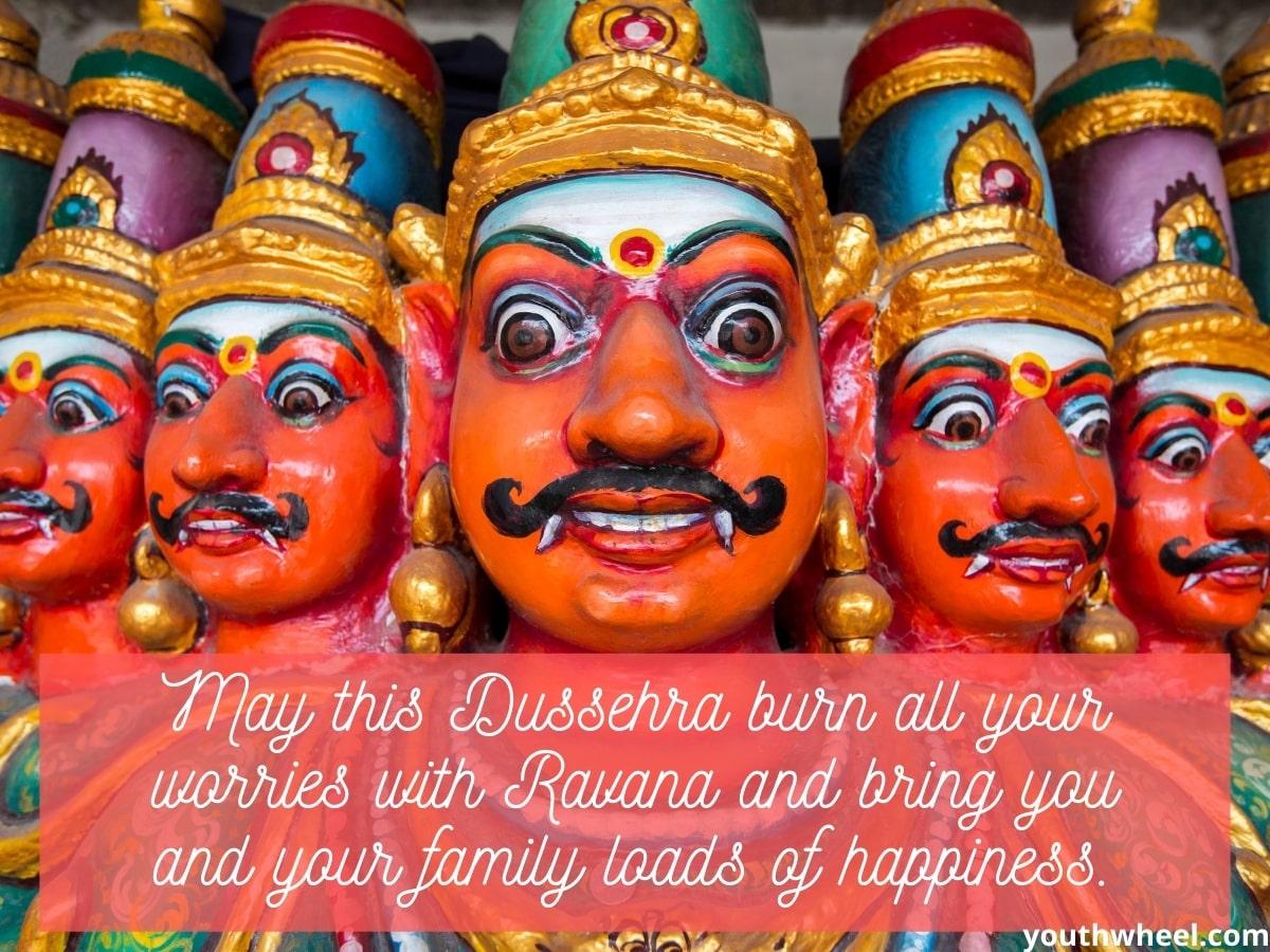 ravan images, latest dussehra wishes, dasara greeting images, happy dussehra wishes messages