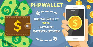 phpWallet v3.9 nulled - e-wallet and online payment gateway system