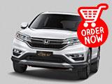 Pemesanan Mobil Honda CRV Bandung