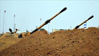 وزارة الدفاع التركية تعلن عن تدمير 21 هدفا للنظام إثر استشهاد جندي تركي