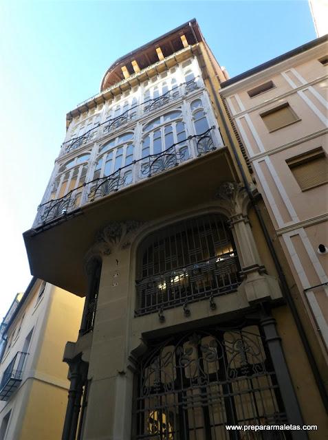 paseo por el centro histórico de Teruel
