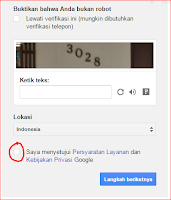 ISI FORM GMAIL