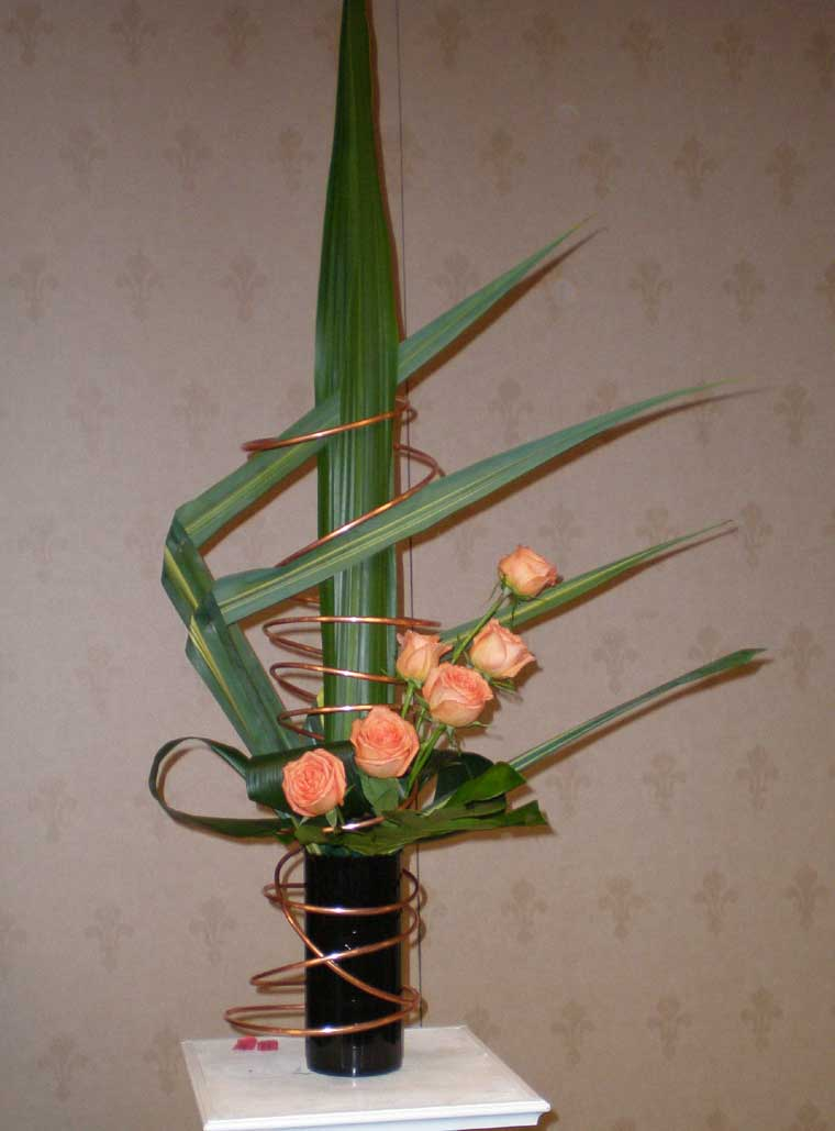 New Garden Club Journal: The Multi-rhythmic floral design