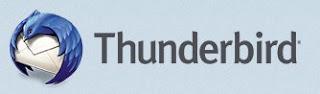 Thundebird programa de e-mail de graça