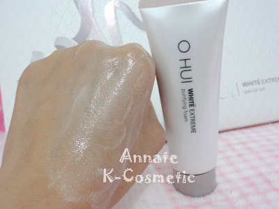 ohui+white+extreme+purifying+foam+review+annateshop ohui white extreme