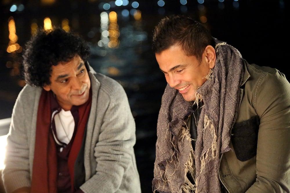 عمرو دياب ومحمد منير في القاهرة