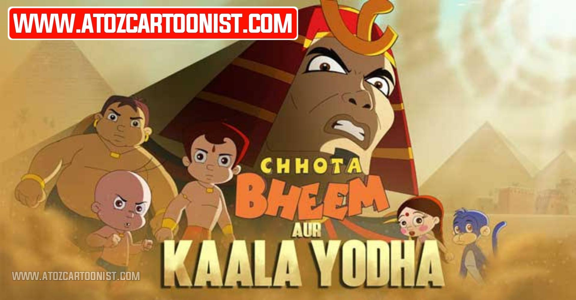 CHHOTA BHEEM AUR KAALA YODHA FULL MOVIE IN HINDI & TAMIL DOWNLOAD (480P, 720P & 1080P)