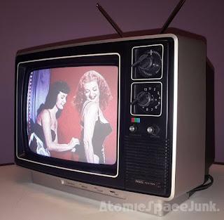 televisi tabung