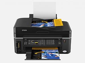 Epson SX600FW Driver