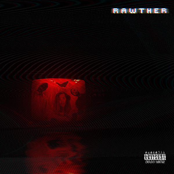 Asher Roth, Nottz Raw & Travis Barker - Rawther Cover