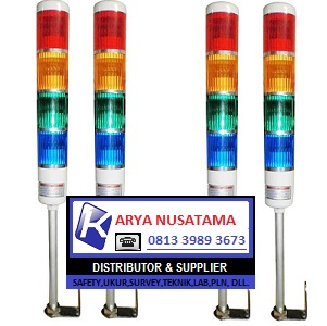 Jual Lampu 4Susun Nyala Bohlam di Pasuruan