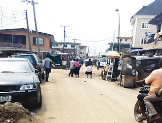 LAGOS: Man Stabs His Twin Brother While Asleep