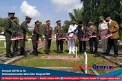 Peringati HUT TNI ke 76, Forkopimda Jember Gelar Tabur Bunga ke TMP