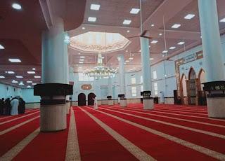 إقامة أول صلاة جمعة في 6 مساجد اليوم الجمعة تم إنشائها والأهالي يذبحون عجلاً فرحاً بذلك