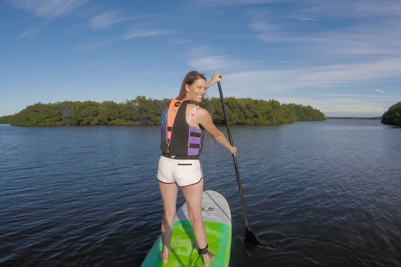 Paddle Boarding Fort De Soto Park Things to Do in St. Petersburg Clearwater