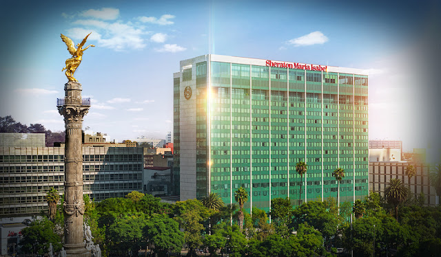 Begin your adventure upon entering Sheraton Mexico City Maria Isabel Hotel. Located on the famed Reforma Avenue, this 5-star hotel belongs to the Zona Rosa district, steps from exceptional shopping, restaurants and nightlife.