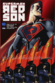 Superman Red Son (2010) [Latino-Ingles] [Hazroah]