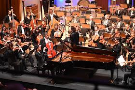 Beethoven: Piano Concerto no. 4 - Eric Lu, Orchestre National de Lille, Alexandre Bloch (Photo Copyright Ugo Ponte ONL)