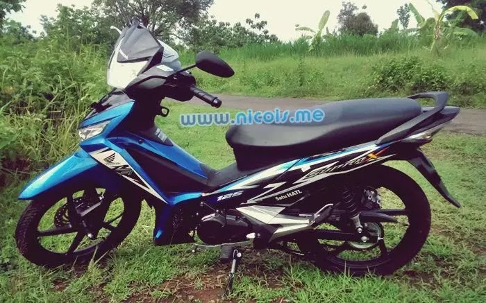 New Honda Supra X 125 PGM-FI Model Year 2014