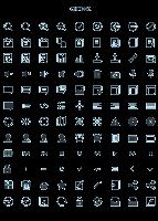 Ücretsiz İkon: Gicons 100+ Free Icons [PSD,PNG]
