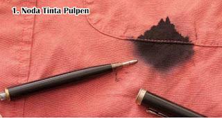 Tips Membersihkan Noda Tinta Pulpen Di Pakaian