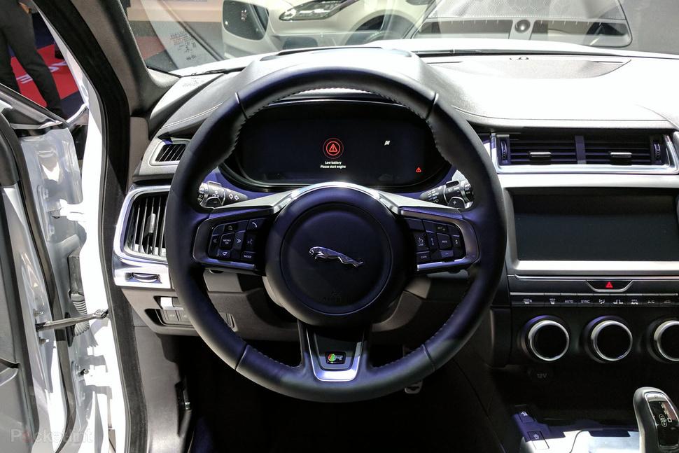 gia xe Jaguar e-pace