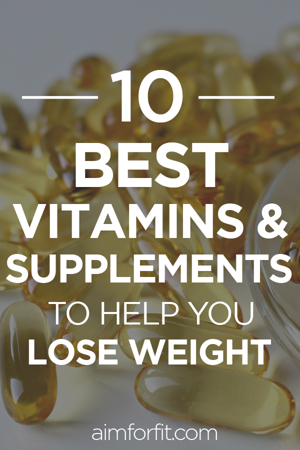 vitamins and supplements weight loss