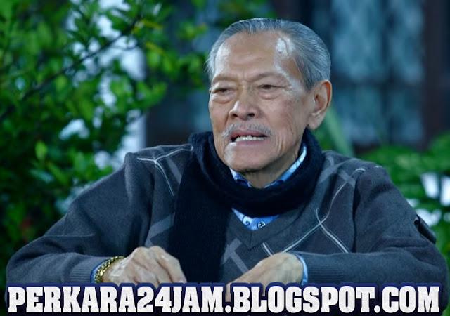 Kondisi Henky Solaiman Aktor Senior Usai Jalani Operasi Tumor