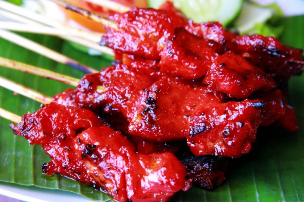 Resep Sate Ayam Bumbu Merah (andydharmagiri.blogspot.com)