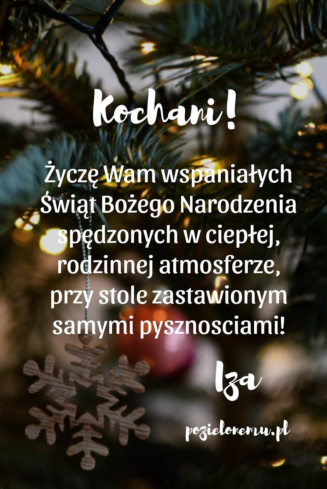 Boże Narodzenie 2019