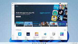 Windows 11のAndroidアプリ対応は数か月以上遅れでの導入へ。11自体は10月5日に正式リリース